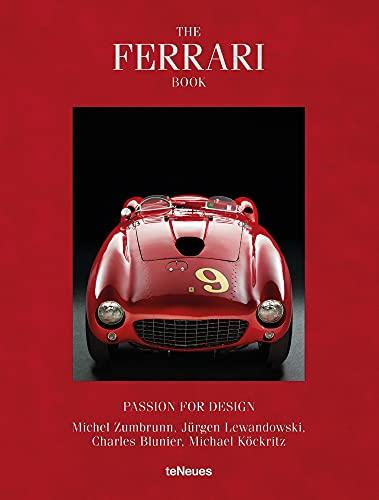 The ultimate Ferrari book: Passion for Design