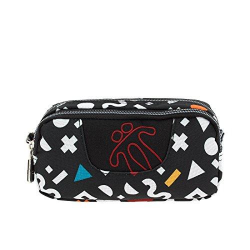 potente para casa Mochila escolar, maleta con 2 compartimentos, estampado – 2 mochilas escolares…
