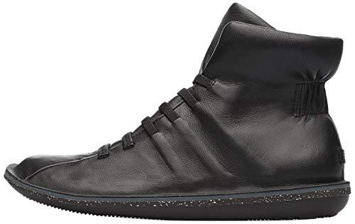 Camper Women's Beetle Fashion Sneaker, Black, 35 EU/5 M US
