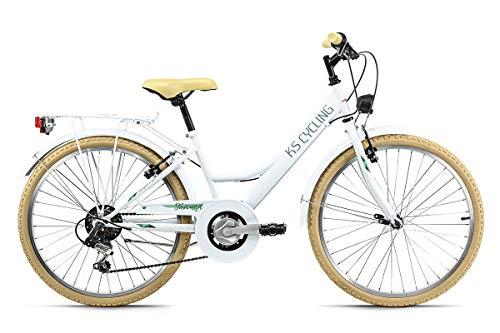 KS Cycling KS Cycling 24'' Toscana weiß Bild