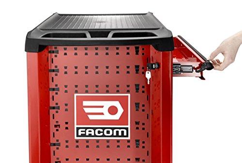 FACOM ROLL.6M3PG Servante Roll 6 tiroirs 3 modules par tiroir