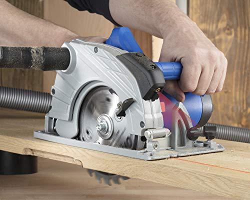Handkreissäge 1400 Watt mit Laser