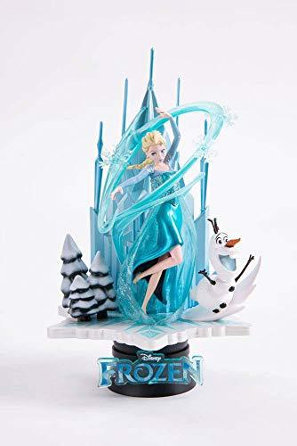 Beast Kingdom- Disney Diorama Frozen Reino de Hielo, Multicolor (BKDDS-005SP)