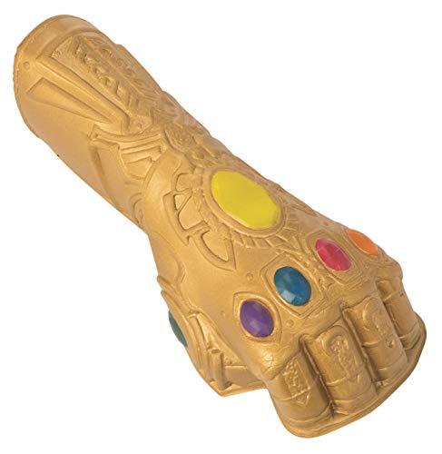 Avenger - Guantalete del Infinito Thanos para niños, accesorio disfraz Infinity War