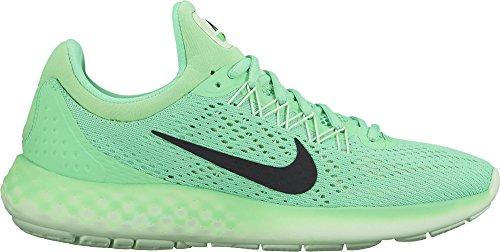 Nike Wmns Lunar Skyelux, Zapatillas de Running para Mujer, Verde (Verde/(Electrico Green/Black/Vapour Green) 000), 37.5 EU