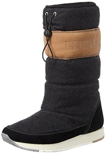 NAPAPIJRI FOOTWEAR Rabina, Botas de Nieve para Mujer, Negro (Black N00), 36 EU