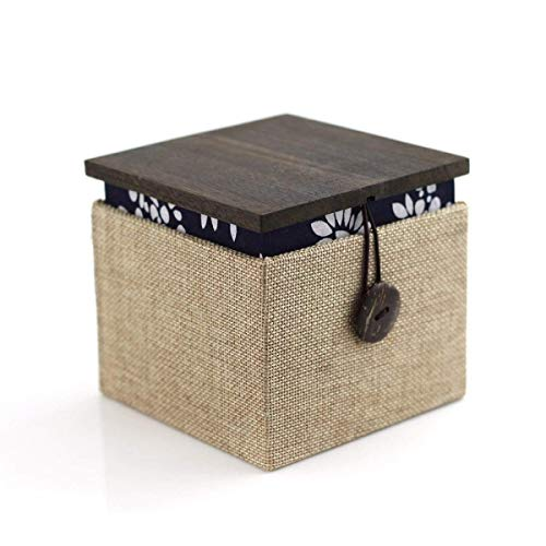 SHYPT Collection Memory Keepsake - Caja de regalo de madera, diseño de recuerdos, recuerdo