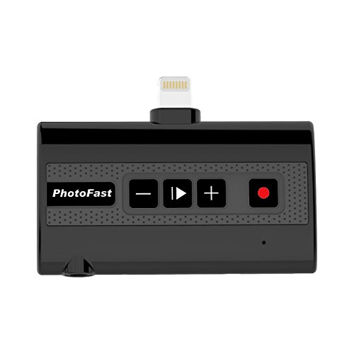 PhotoFast Call Recorder X for iPhone, Cell Phone Call Recording Device