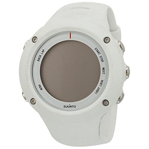 Orologio Suunto Ambit2R con GPS, senza hrm, UOMO, SS020657000, bianco, taglia unica