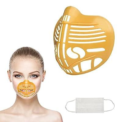 Biesebts adult mask 3D silicone holder, providi...