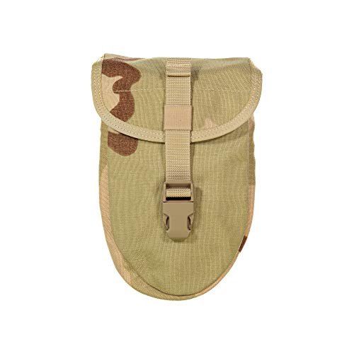 GI Military MOLLE II Entrenching Tool Cover (3-Color Desert (Cloth))