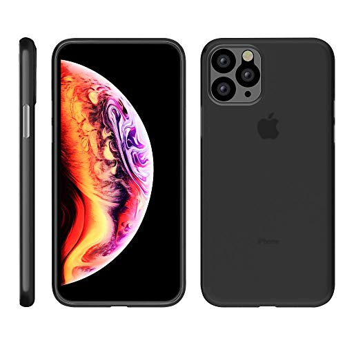 Minimal Case Designed for iPhone 11 Pro Max (Frosted Black)