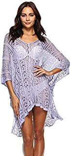 BEESCLOVER Europe New Style Women Sexy Swimsuit Cover Up Popular Beach Dress Beach Cover Lady Hollow Out Pareo Sarongs Bikini Tunic