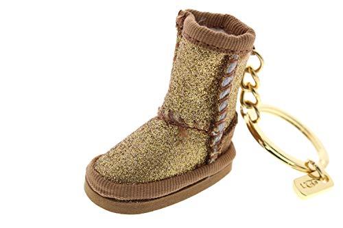 UGG Schlüsselanhänger - Glitter Boot 1104394 - Gold, Größe:One Size