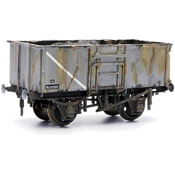 Oo Plastik Waggon Dapol Kitmaster C041 10 Tonnen Belüftet Meat Transporter