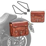 Bolsas alforjas SVB + Soportes para Moto Guzzi V7 II Stone/Stornello