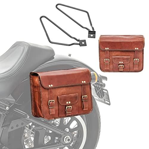 Bolsas alforjas SVB + Soportes para Ducati Scrambler Café Racer