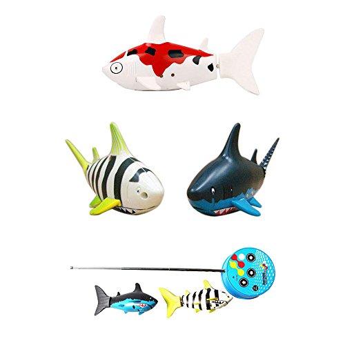 TOPmountain Kicode Cola kann Radio RC Super Mini elektrisch Shark Fisch Stiefel Kinder Geschenk