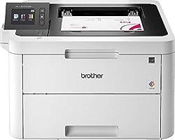 Brother HL-L3270CDW High-Speed Farblaserdrucker (24 Seiten/Min.) weiß