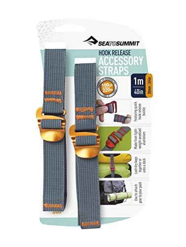 Sea to Summit Spanngurte/Gepäckgurte Hook Release Straps mit Schnellverschluss
