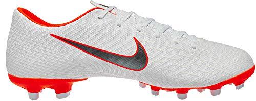 Nike Unisex Mercurial Vapor 12 Academy MG AH7375 107 Fußballschuhe, Mehrfarbig (Indigo 001), 41 EU