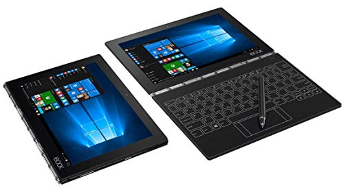 レノボ・ジャパン YOGA BOOK with Windows 2in1タブレット (Win10 Pro/4GB/64GB/10.1型/LTE) ZA160034JP