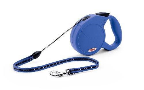 flexi Hundeleine Classic Long 2; 7 m bis 20 kg blau