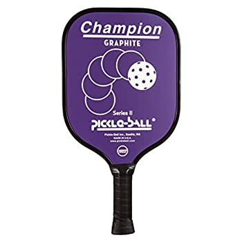The Champion Graphite Pickleball Paddle