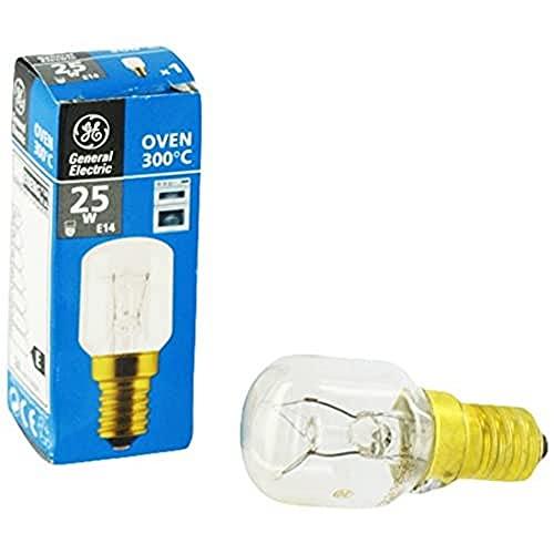 GE Oven Lamp Bulb, 25 W