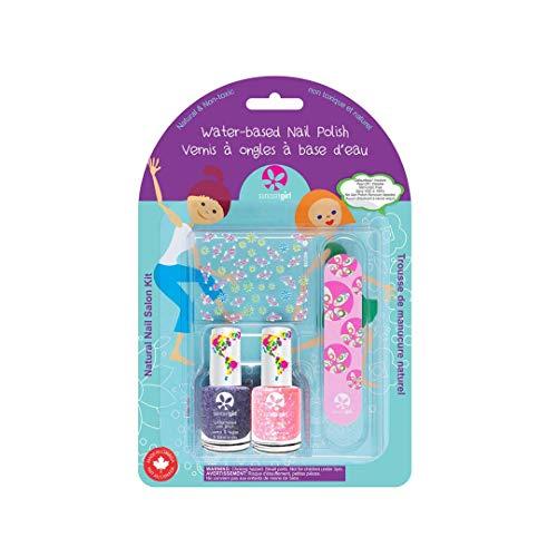 Suncoat Girl Forever Sparkle Manicure-set voor kinderen met water