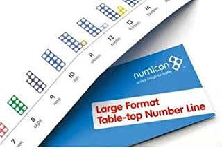 [Numicon: Large Format Table Top Number Line] [by: Oxford University Press]