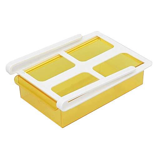 Raybre Art Slide Kühlschrank Gefrierschrank Organizer Box Kühlschrank Lagerregal Regal Schublade Box