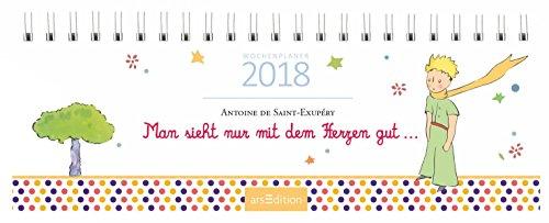 Man sieht nur mit dem Herzen gut 2018: Tischkalender