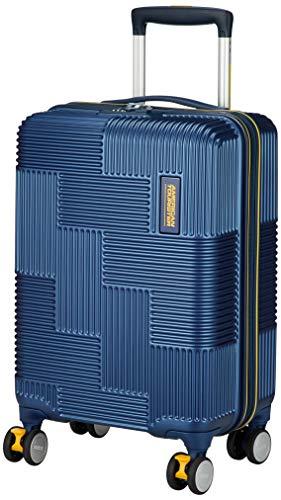 [アメリカンツーリスター] スーツケース キャリーケース ベルトン スピナー 55/20 TSA 機内持ち込み可 保証付 35L 3kg ネイビー2