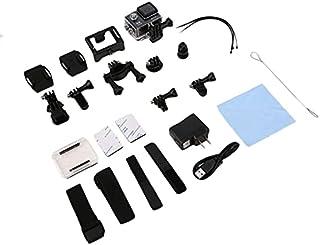 HHuin Afstandsbediening Ultra HD 4K 10FPS WiFi Action Camera Waterdicht 1080P 2-inch LCD-scherm 170 graden afstandsbedieni...