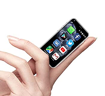 Mini Smartphone iLight 11 Pro The World s Smallest 11 Pro Android Mobile Phone Super Small Micro 2.5  Touch Screen Global Unlocked Great for Kids 1GB RAM / 8GB ROM Tiny iPhone XI Pro Look Alike