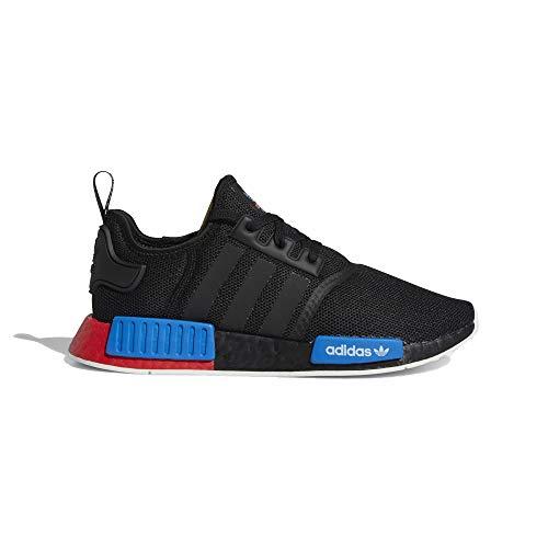 adidas Herren NMD_R1 Sneaker Schwarz, 40 2/3