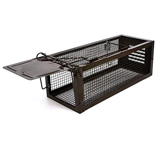 RatzFatz Mouse Trap Humane Live Animal Cage
