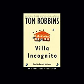 Villa Incognito audiobook cover art