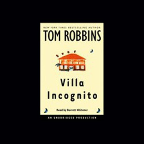 Villa Incognito cover art