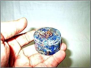 Lapis Lazuli Toren Buster Gratis Boekje Kristal Therapie Piezo Elektrische EMF Bescherming Generator Frequentie Ionen Gete...