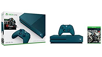 Xbox One S 500GB - Gears of War 4 Special Edition Bundle