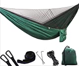 DSTong camping hammocks with mosquito net