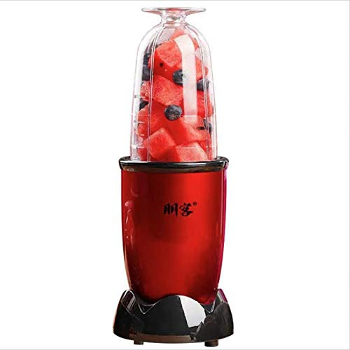 JIASENRATE 220V Multifunctional Electric Juicer Mini Household Automatic Blender Juicer Machine Mini Juicer,1