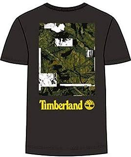 Timberland Men's SS Wild Camo T-Shirt