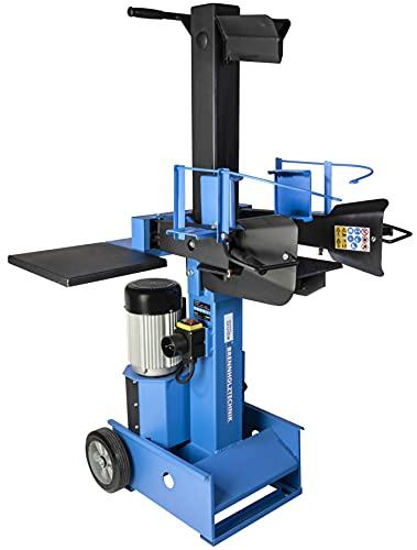 Güde GHS 500/8TE Holzspalter, 3.5 W, 230 V, Blau, 845x105x150,5 mm