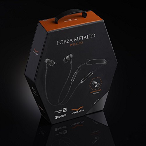 V-MODA Forza Metallo Wireless (Gunmetal Black)