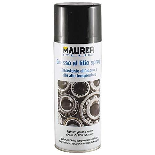 MAURER 12060348 Spray Grasa De Litio 400 ml