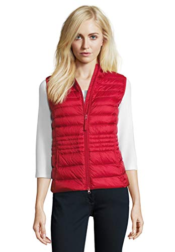 Betty Barclay Damen 5300/9607 Outdoor Weste, Rot (Red Scarlet 4635), (Herstellergröße: 46)