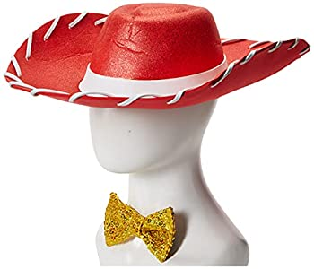 JESSIE GLAM COSTUME HAT & BOW SET